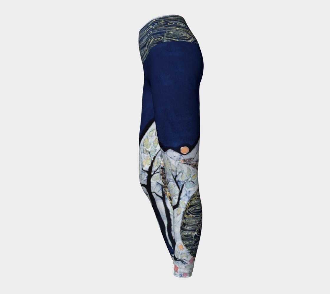 Lothlorien Yoga Leggings preview #3