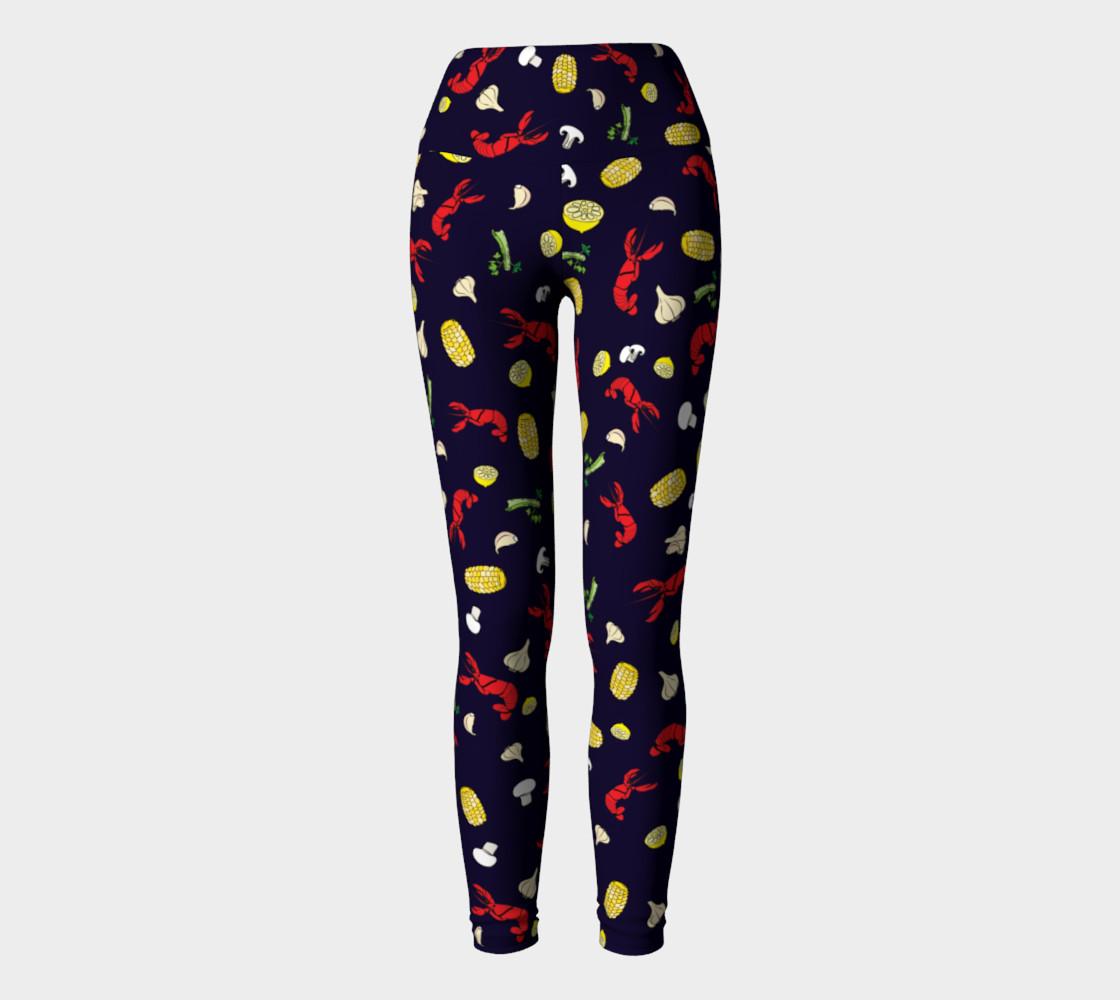 Dark Navy Craw Pants preview #2
