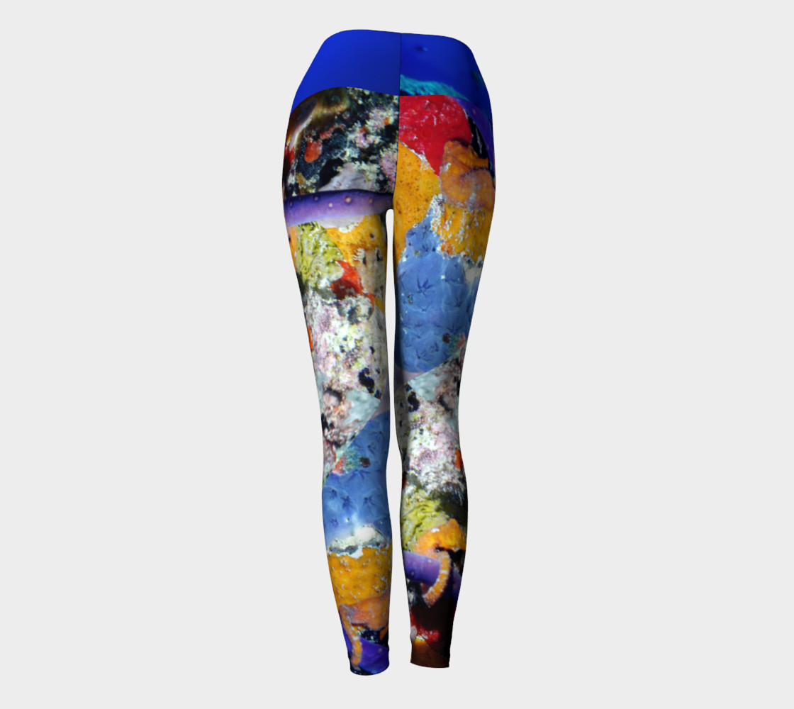 Frederiksted Pier Yoga Pants Miniature #5