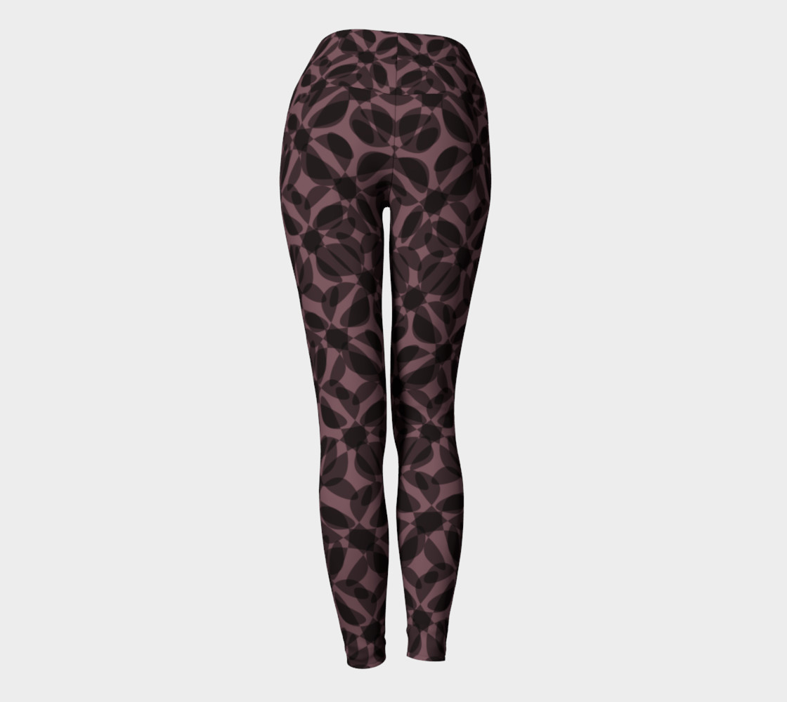 odrina (port) yoga leggings preview #4