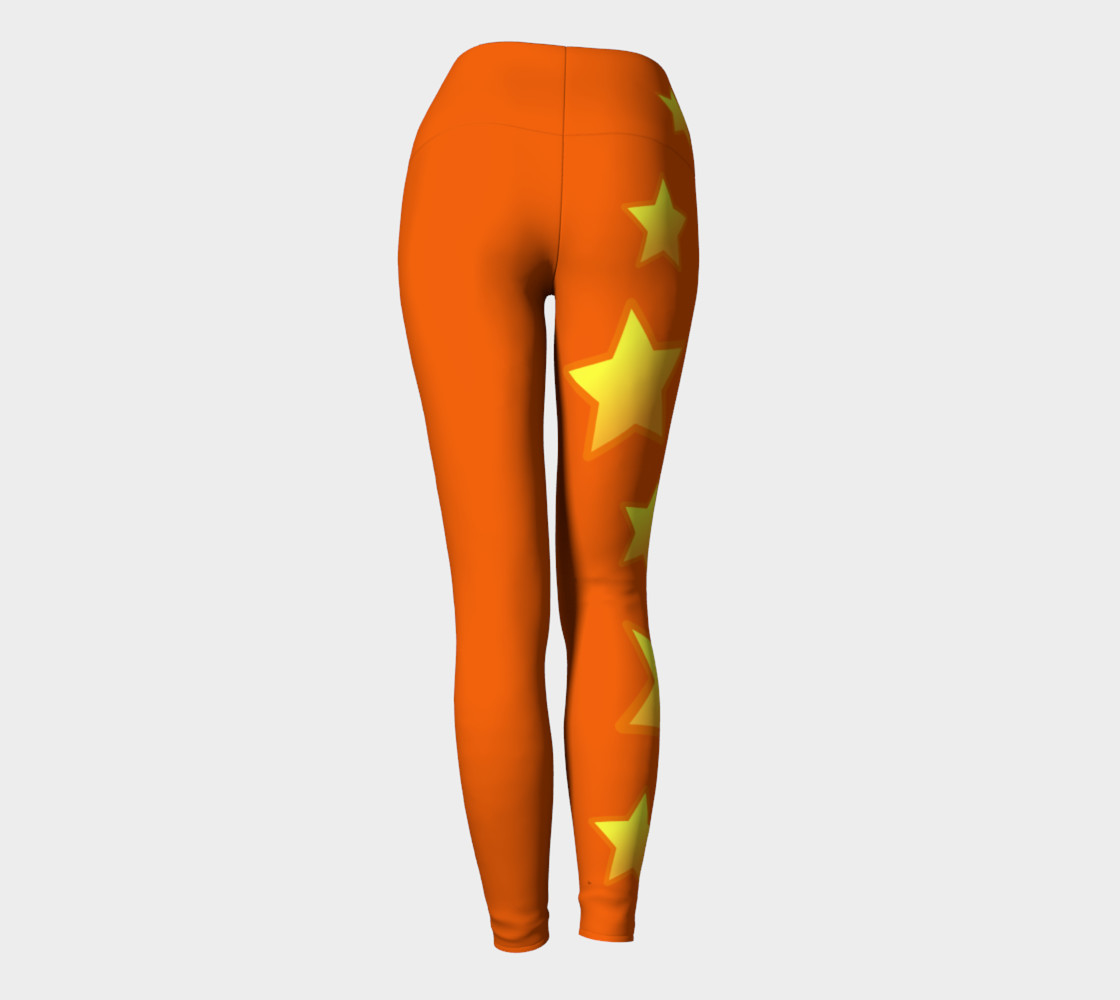 Starlight - Starbright Yoga Leggings preview #4