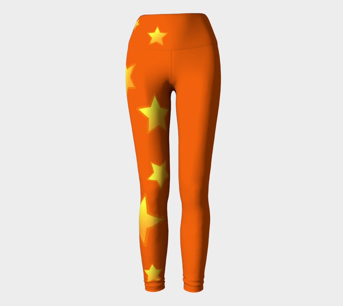 Starlight - Starbright Yoga Leggings preview #2
