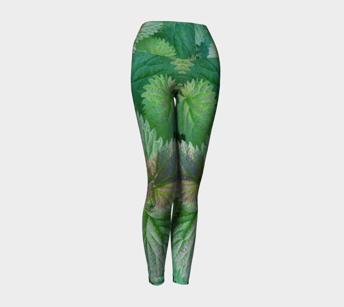 Nettle Yoga Pants preview #1