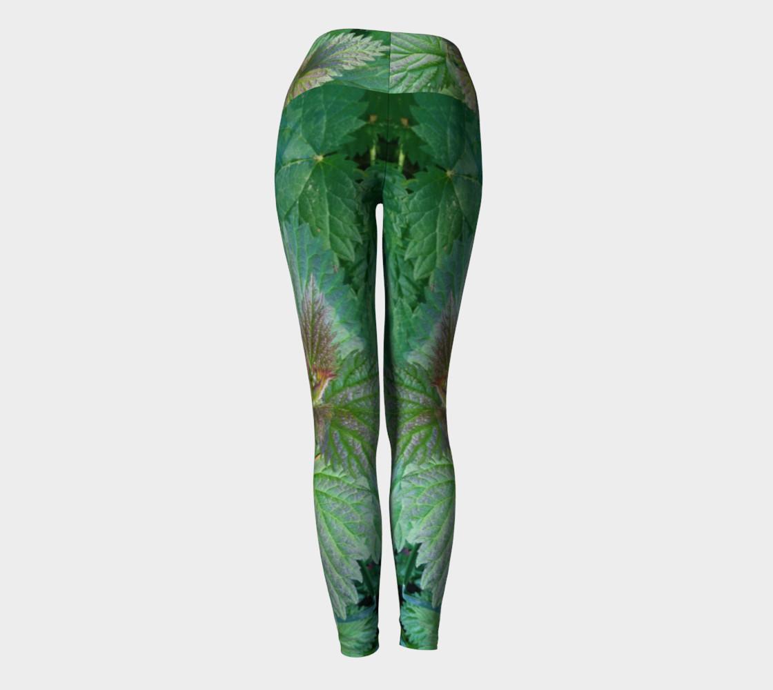 Nettle Yoga Pants preview #4