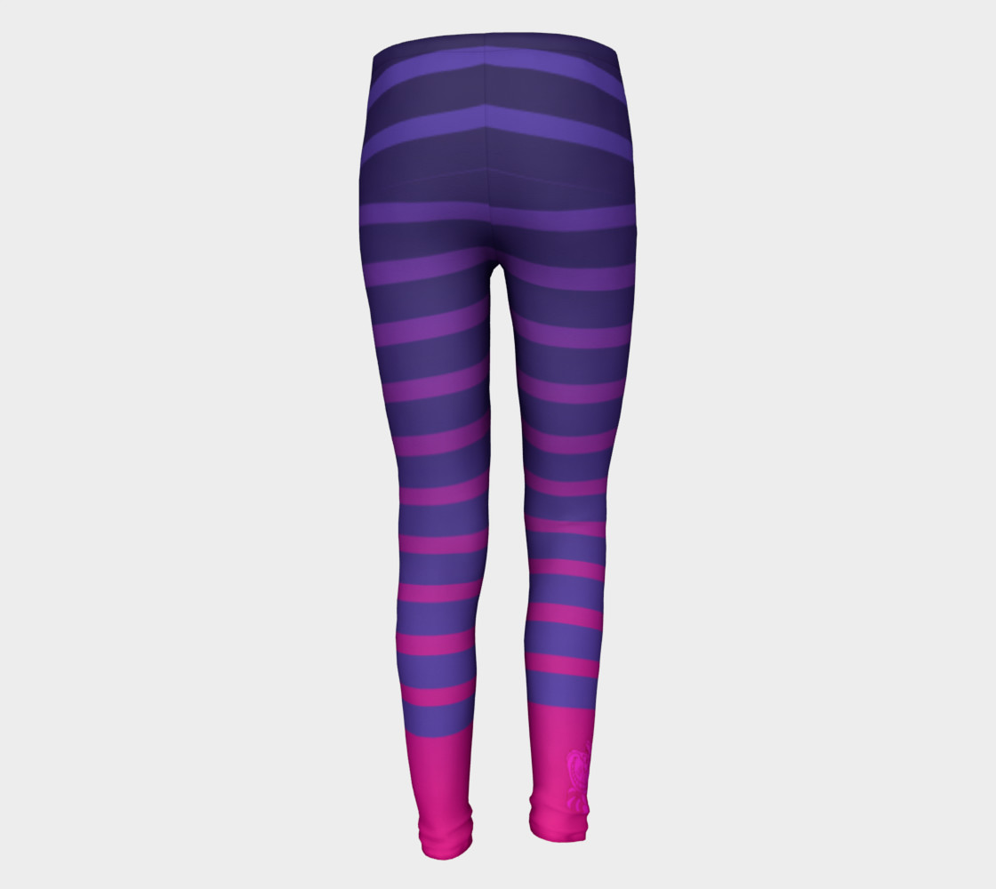 Kids Cheshire Leggings preview #5