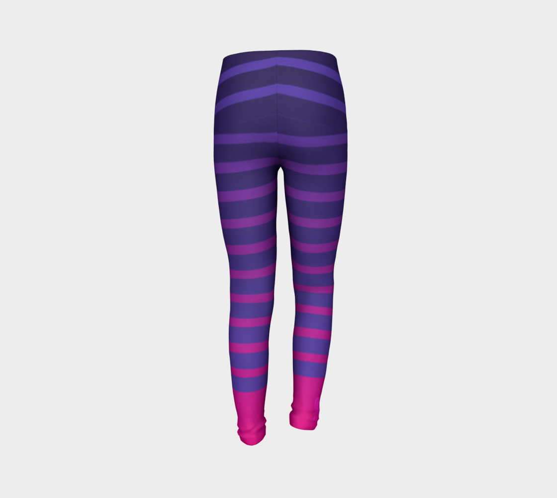 Kids Cheshire Leggings preview #7
