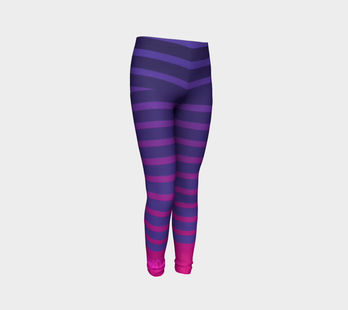 Kids Cheshire Leggings preview #3
