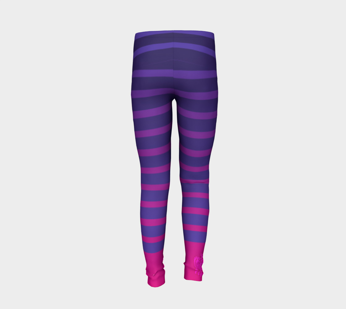 Kids Cheshire Leggings preview #6