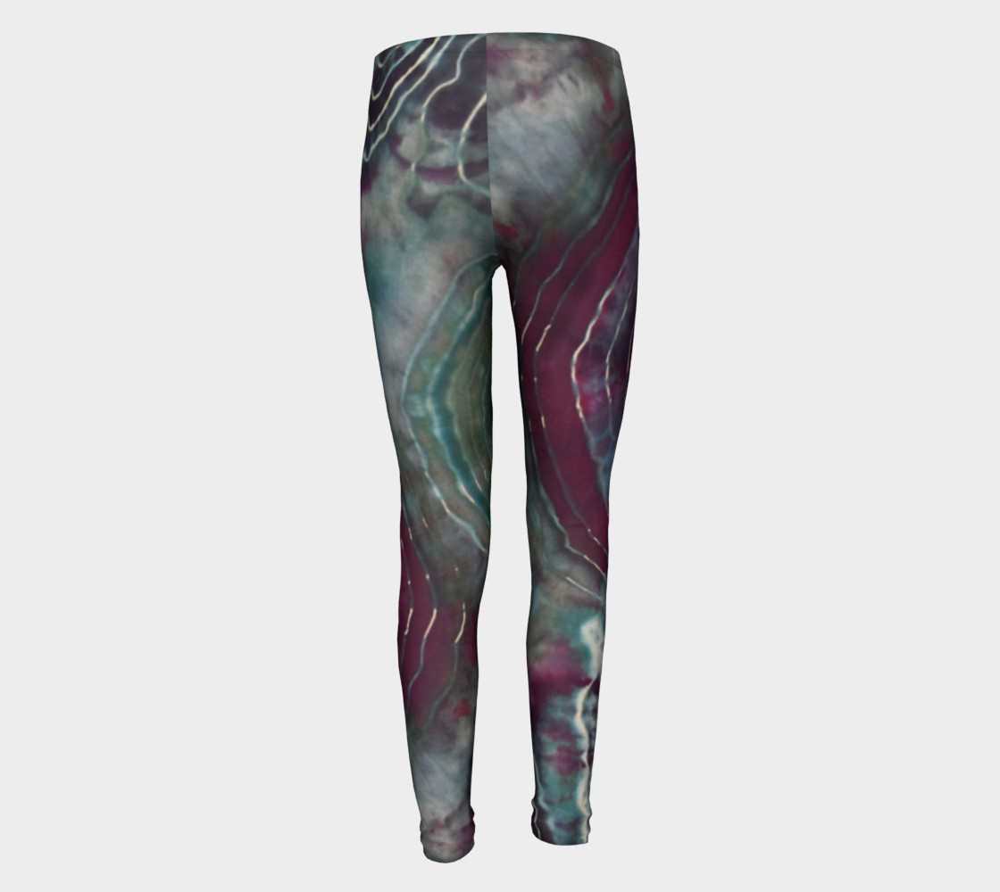 Geode Youth Leggings Miniature #6