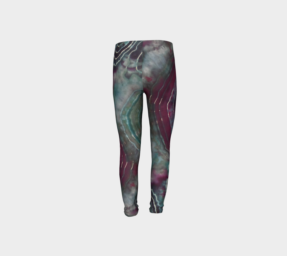 Geode Youth Leggings Miniature #9