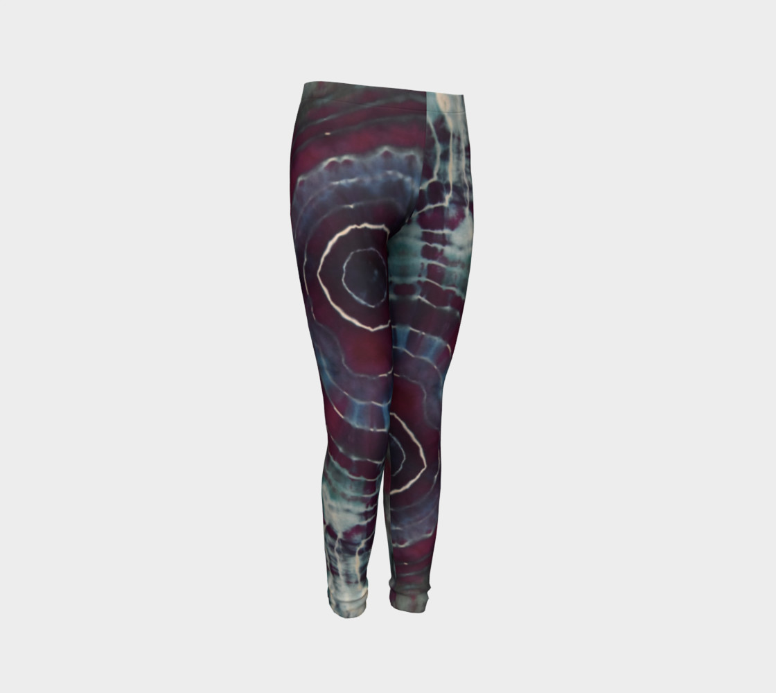 Geode Youth Leggings Miniature #4