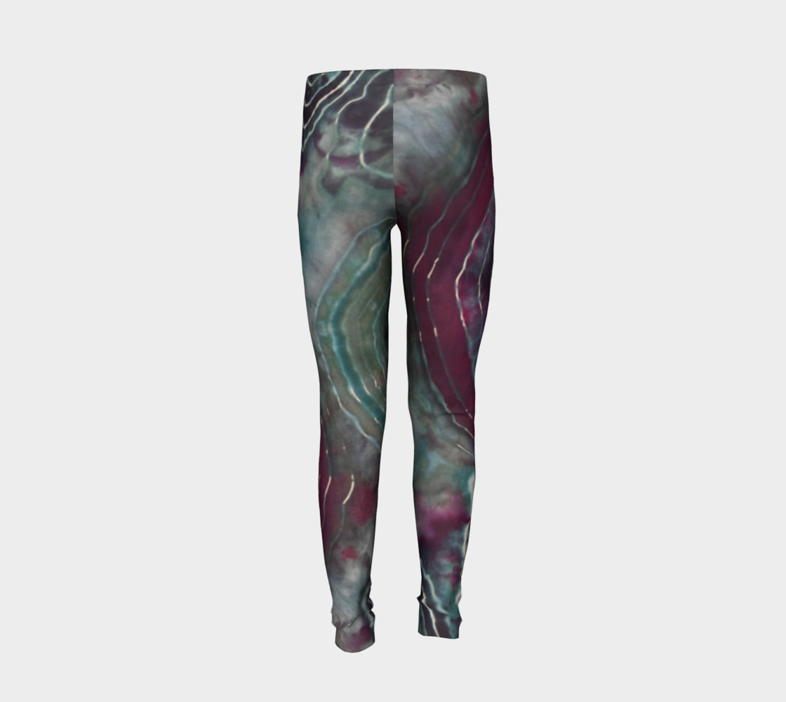 Geode Youth Leggings Miniature #7