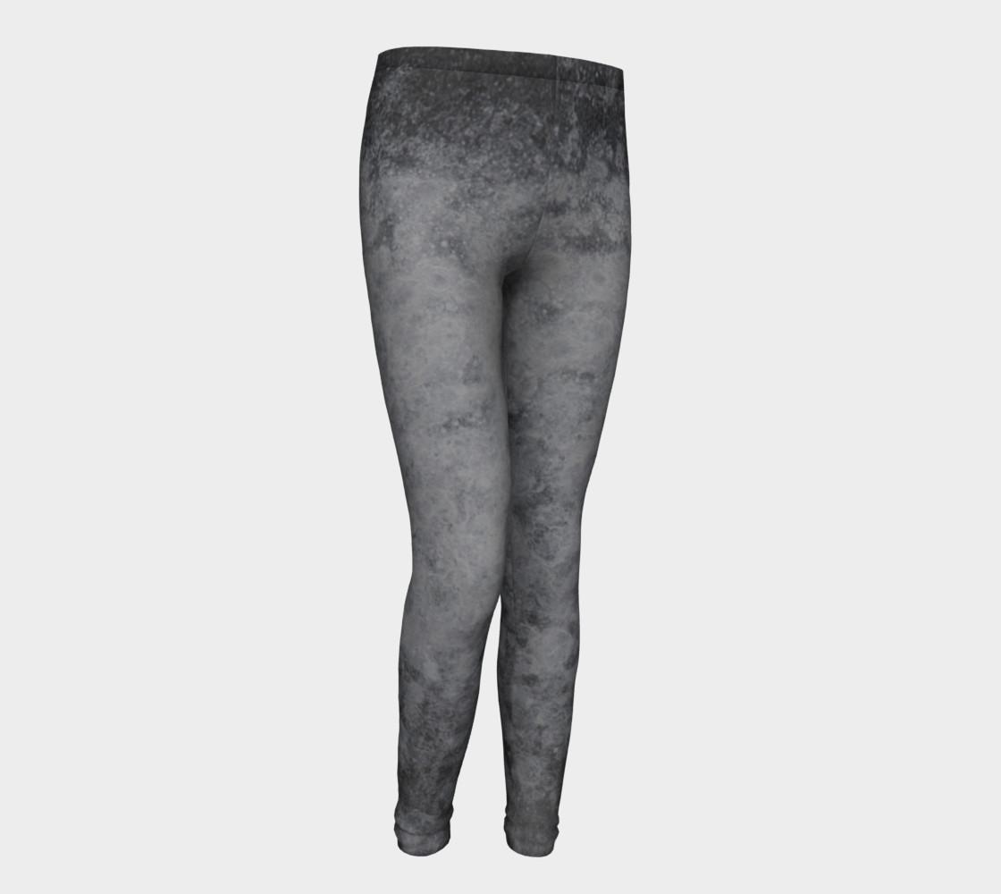 Urban grey patterned leggings preview #1