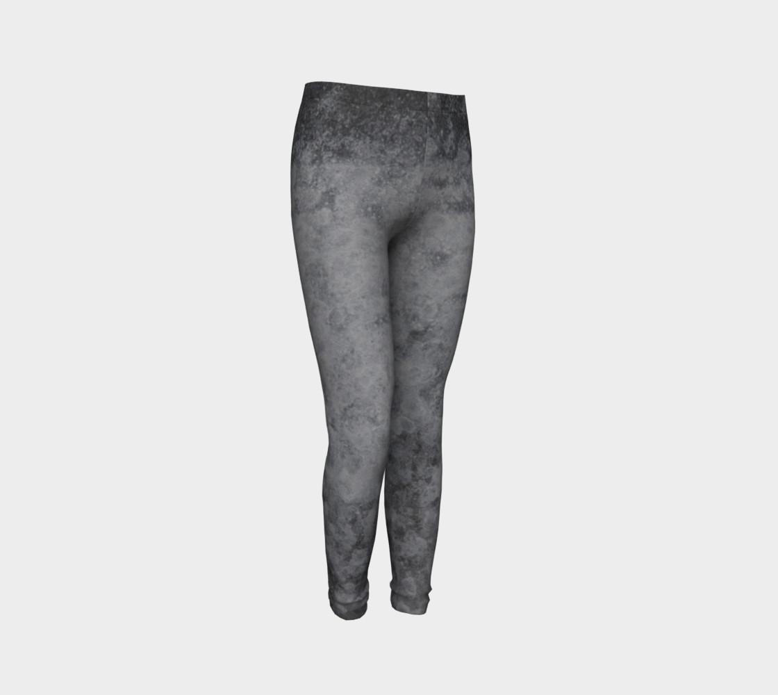 Urban grey patterned leggings preview #3