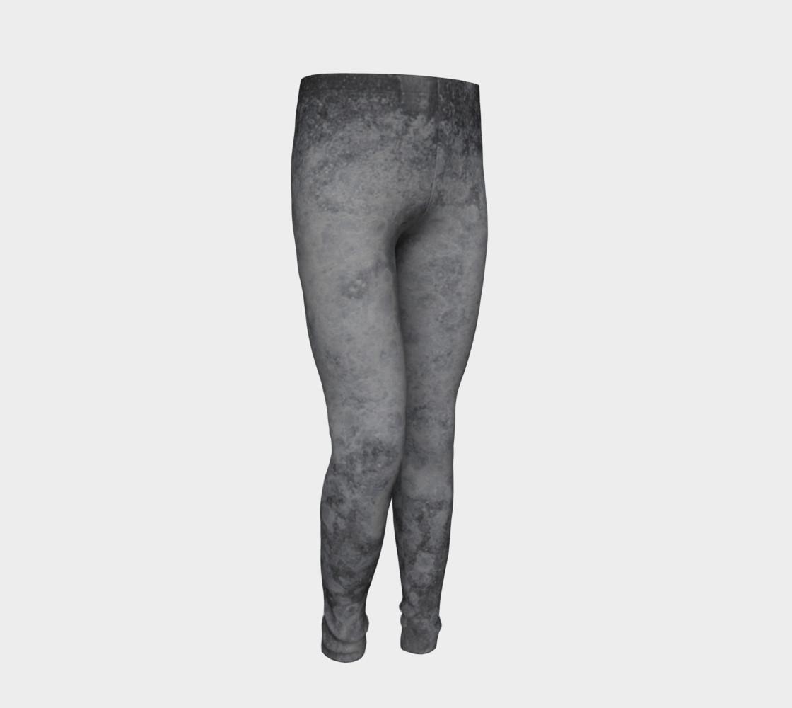 Urban grey patterned leggings preview #2