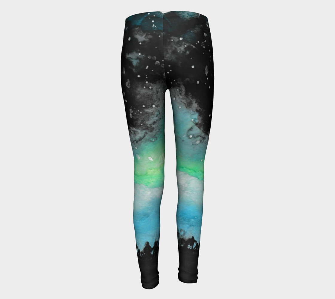 Leggings enfant Aurore Miniature #6