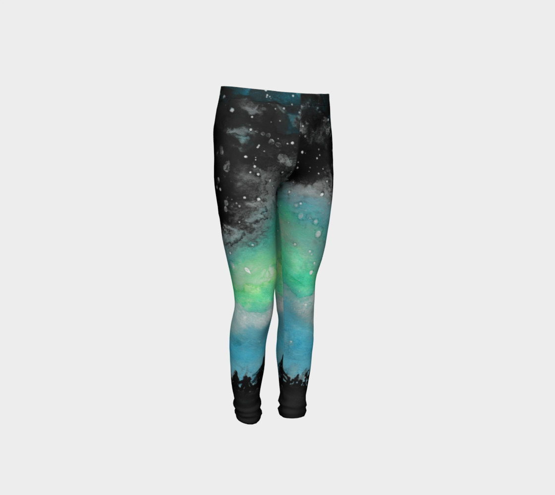 Leggings enfant Aurore Miniature #5