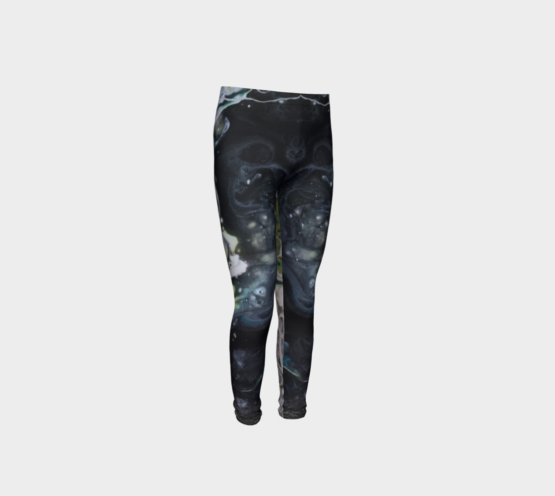 After Midnight Youth Leggings preview #4