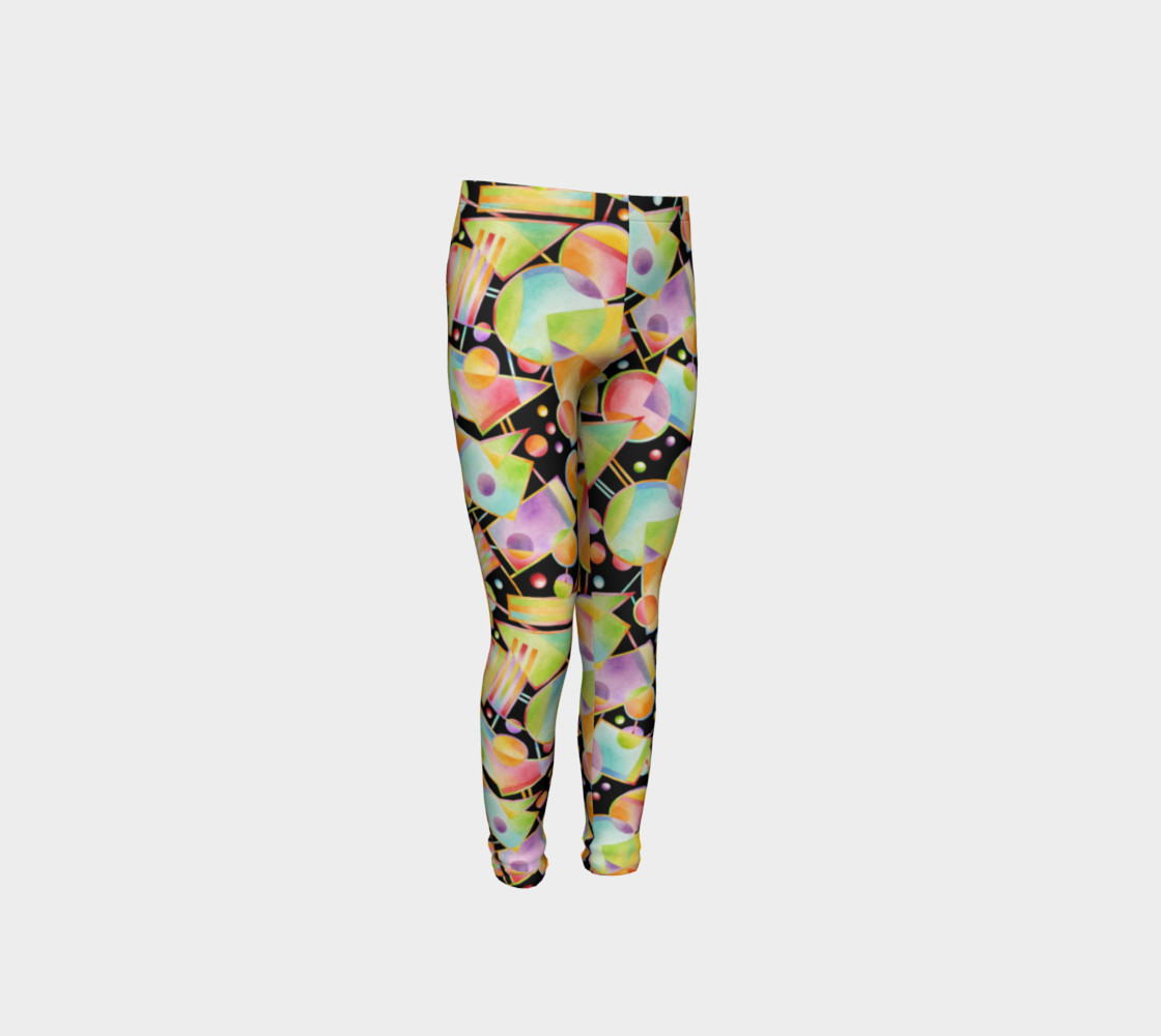 Celebration Youth Leggings preview #4