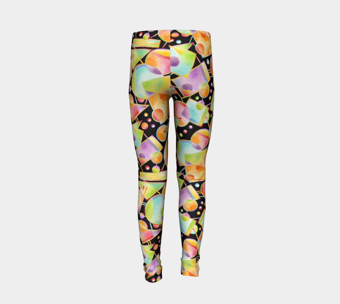 Celebration Youth Leggings preview #6