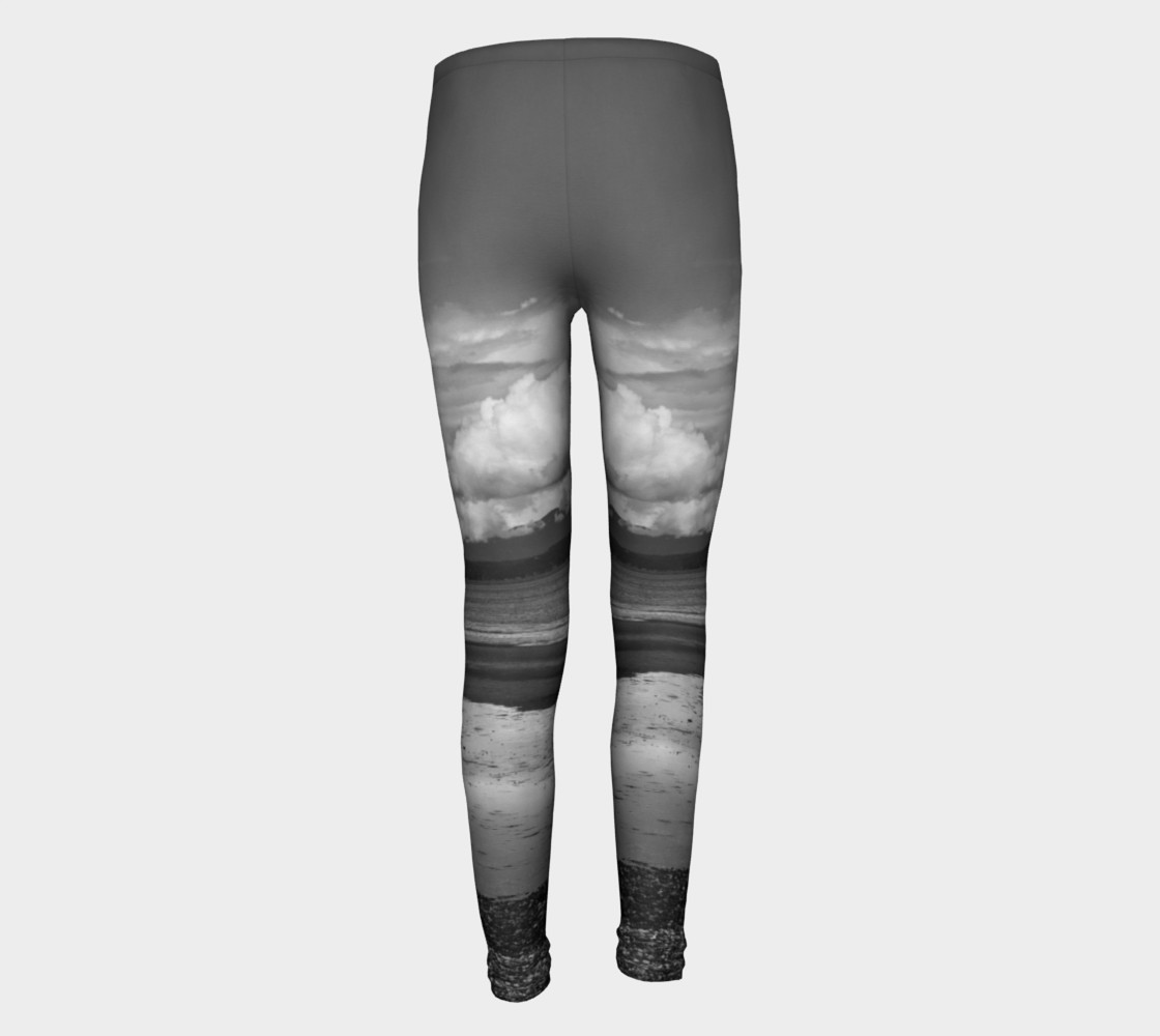 Parksville Beach Youth Leggings preview #5