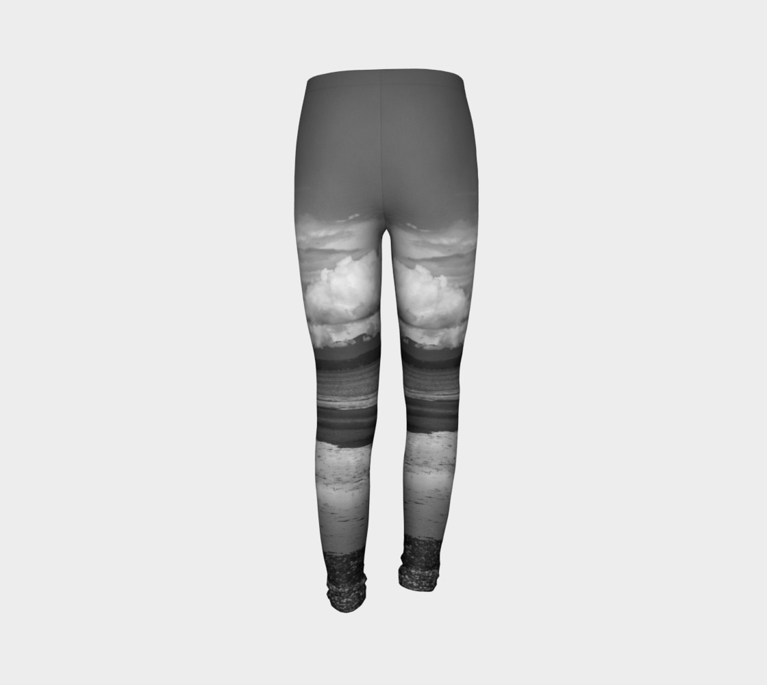 Parksville Beach Youth Leggings preview #7