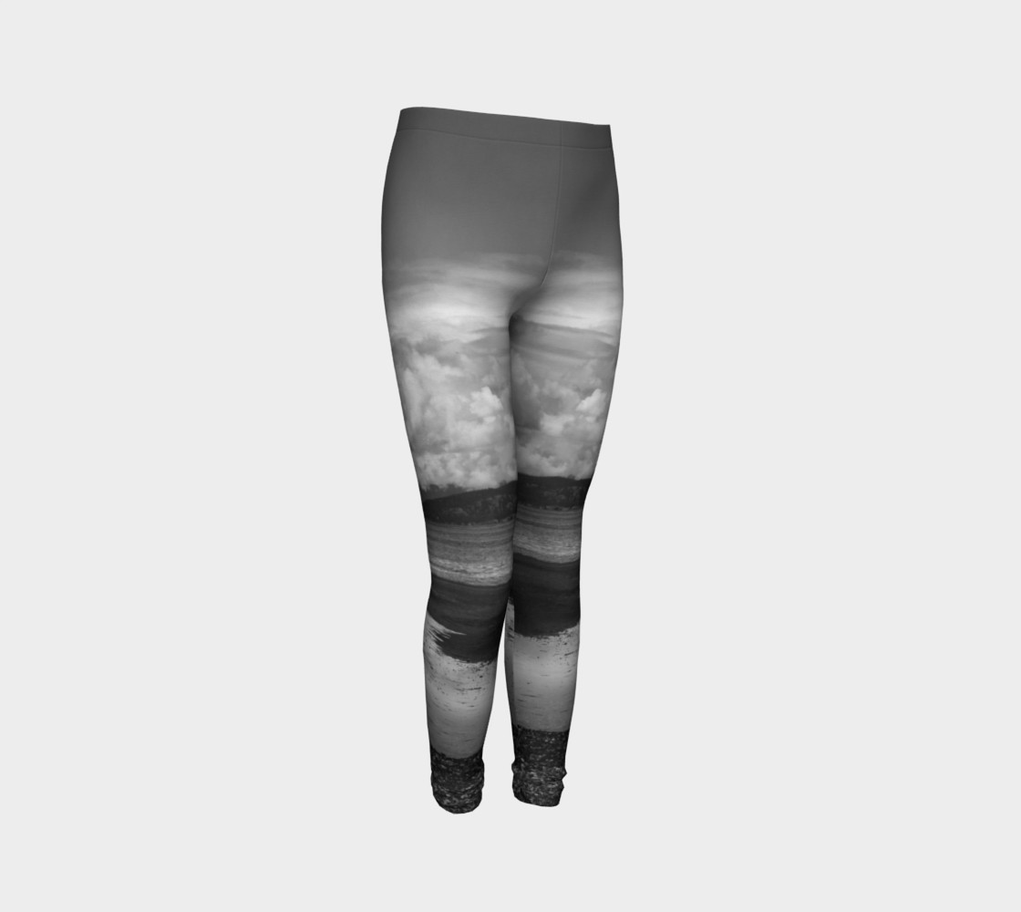 Parksville Beach Youth Leggings preview #3