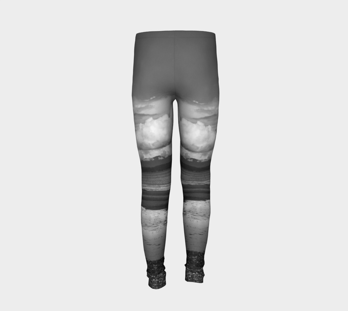 Parksville Beach Youth Leggings preview #6