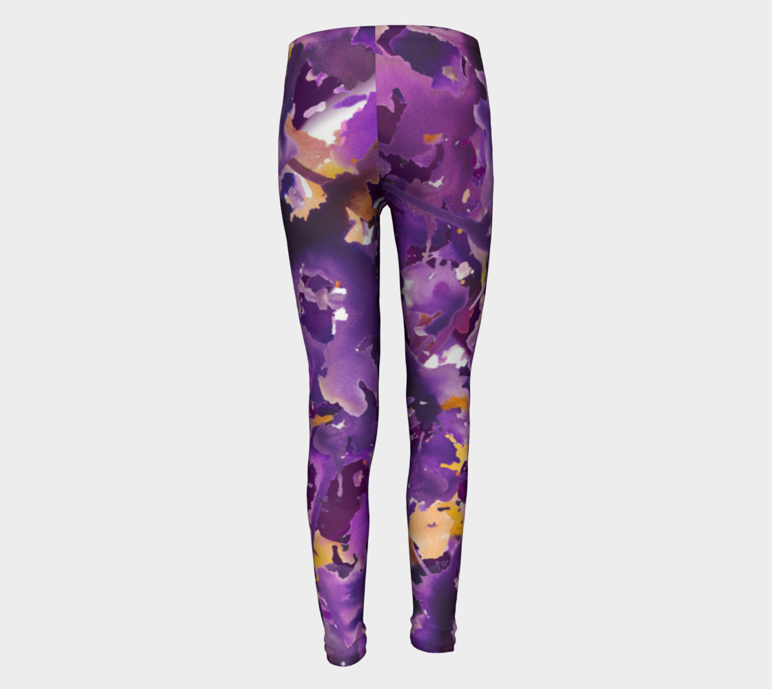 exhale youth legging preview #5