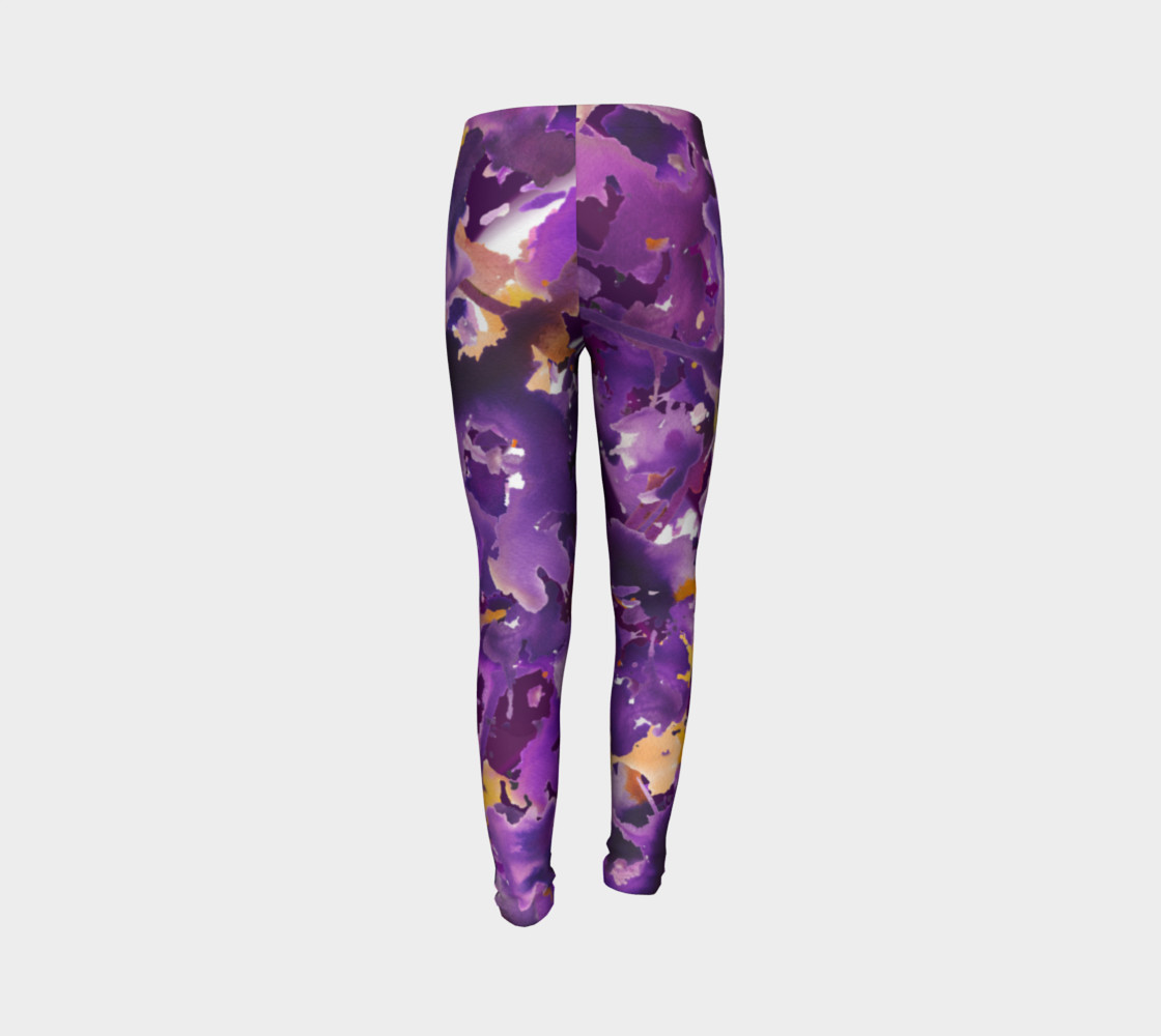 exhale youth legging preview #7