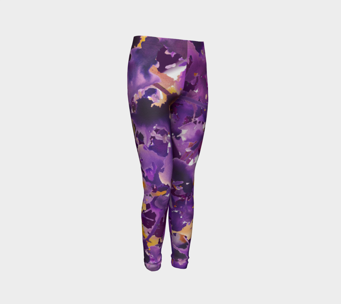 exhale youth legging preview #3