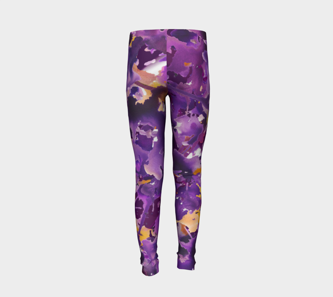 exhale youth legging preview #6