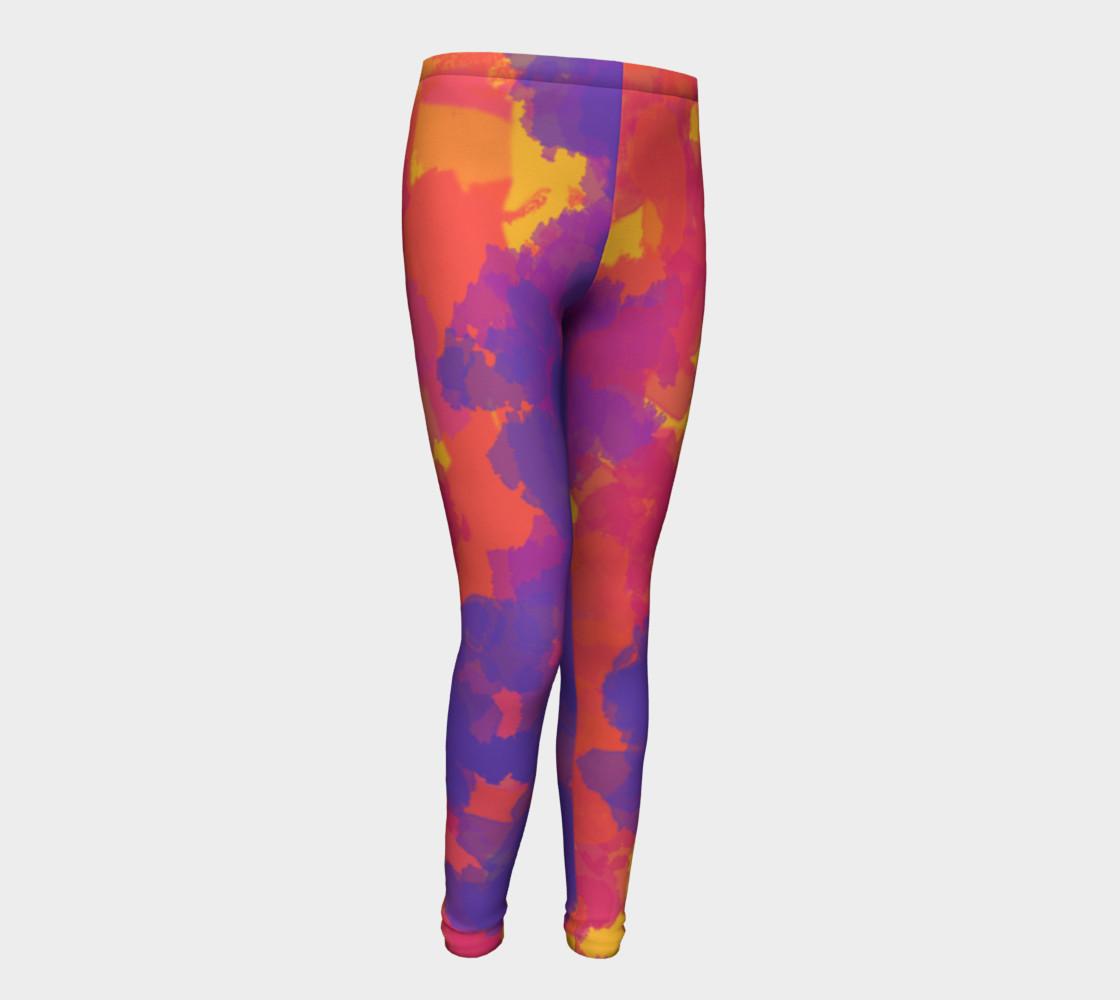 Rio Girls Leggings preview #1