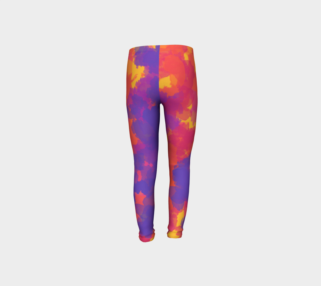 Rio Girls Leggings preview #8