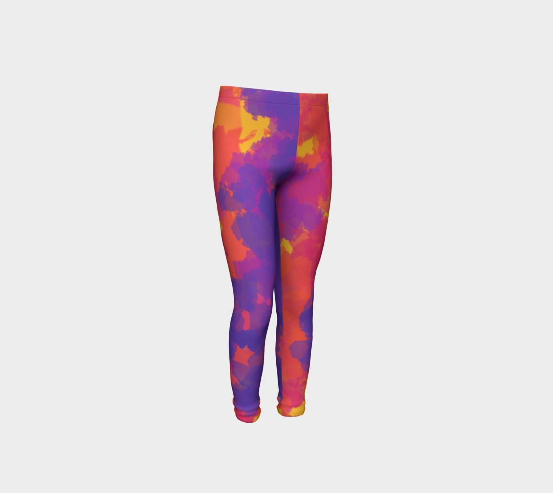 Rio Girls Leggings preview #4