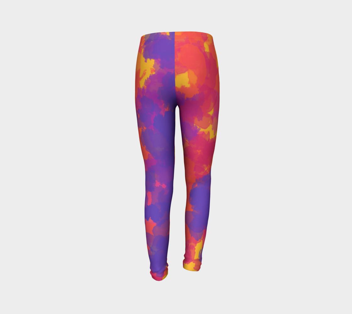 Rio Girls Leggings preview #7