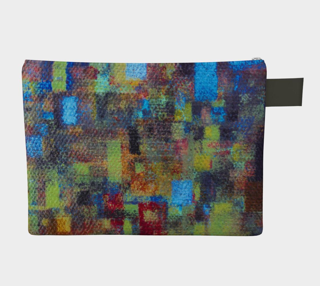 Mosaic Zipper Case preview #2