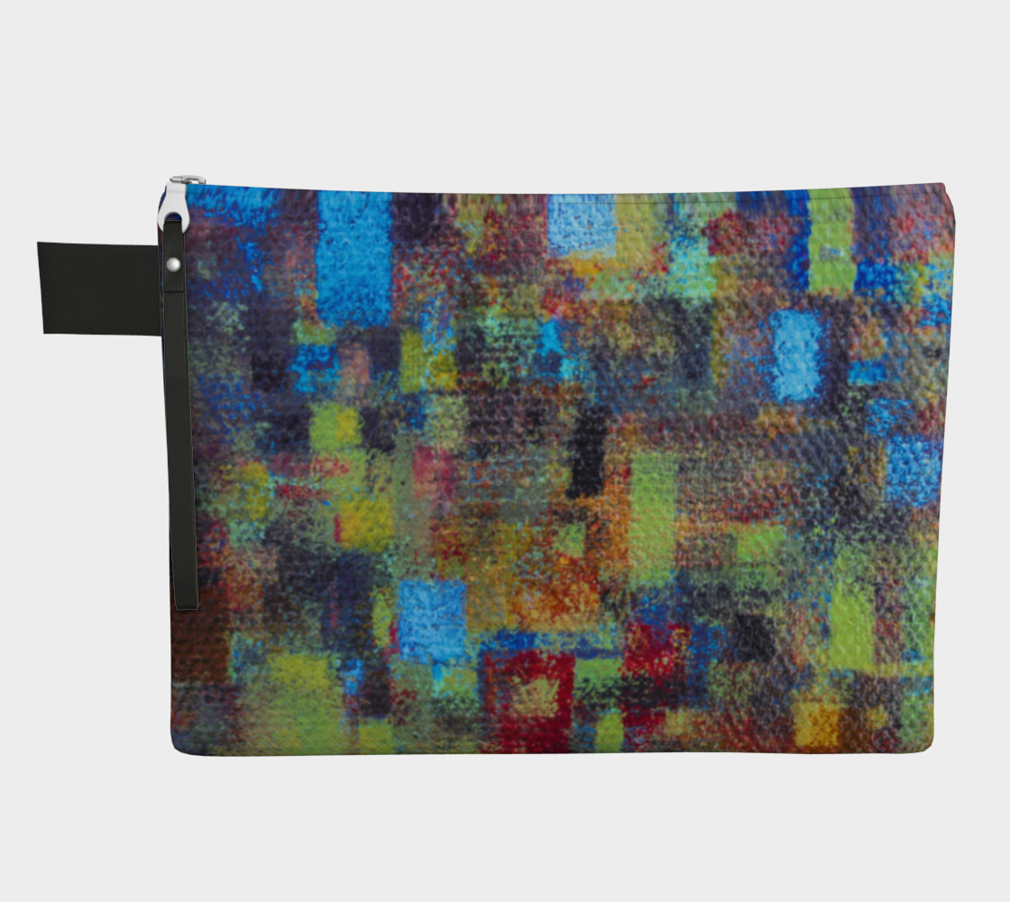 Mosaic Zipper Case preview #1