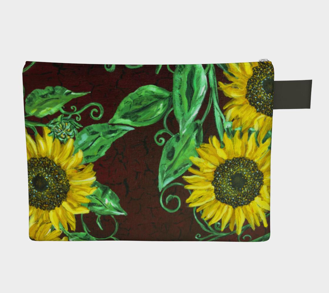 Sun Stems Zipper Carry All preview #2
