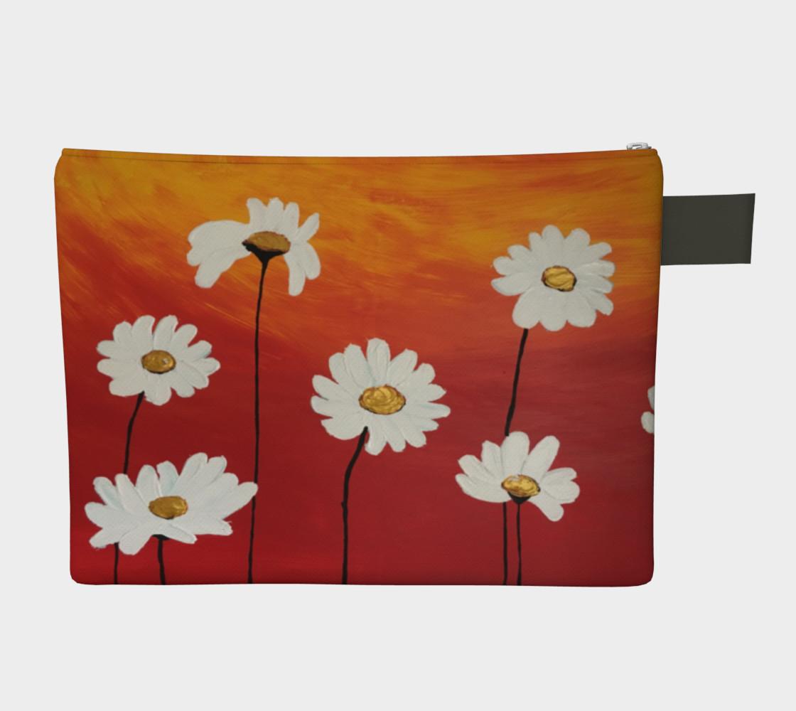 Daisy Sunset Zipper-All preview #2