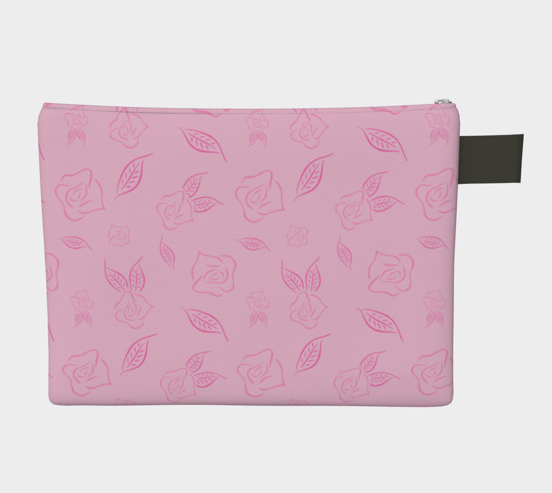 Cartoon Rose Pouch preview #2