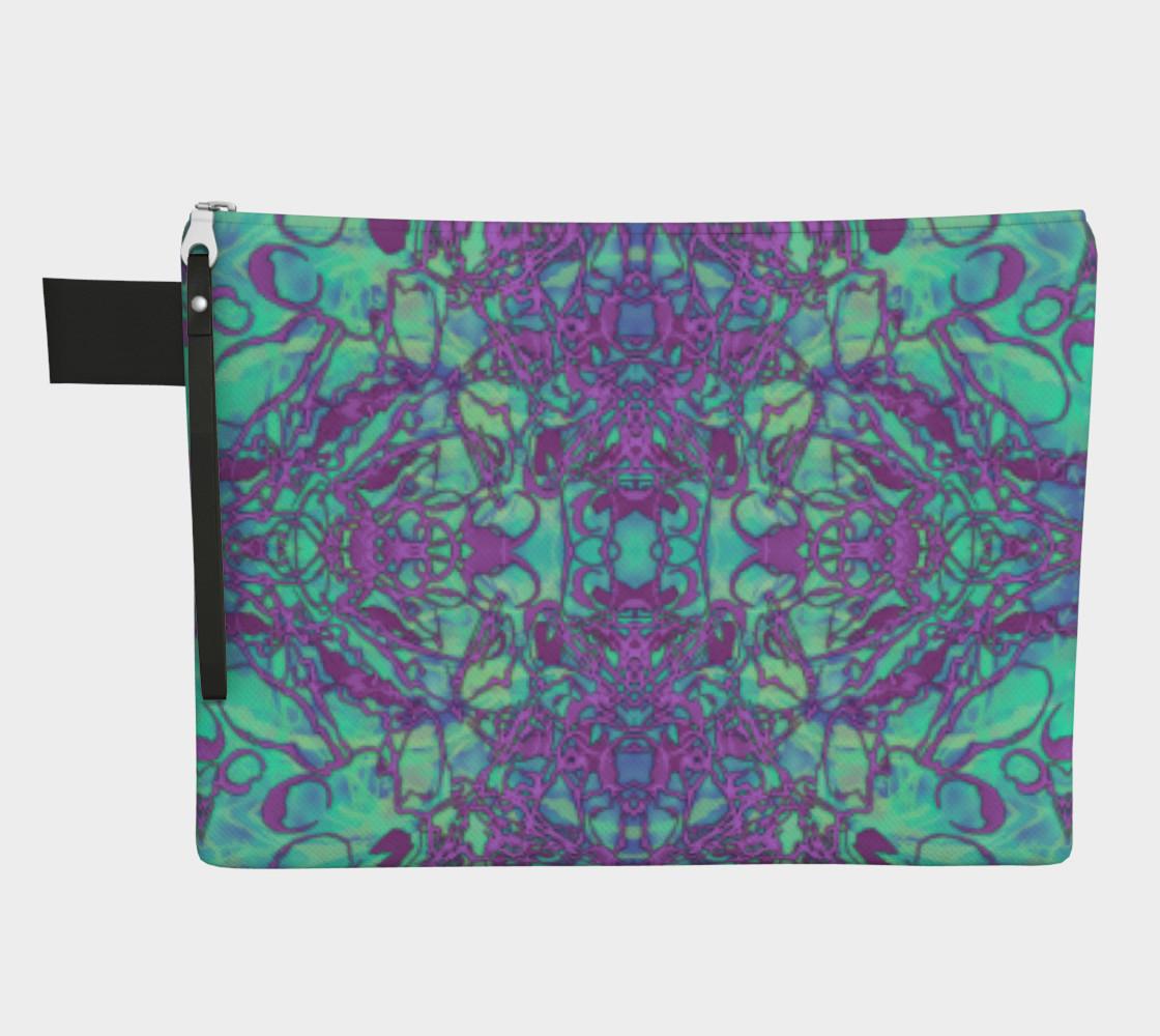 Kaleid Purple Lattice preview #1