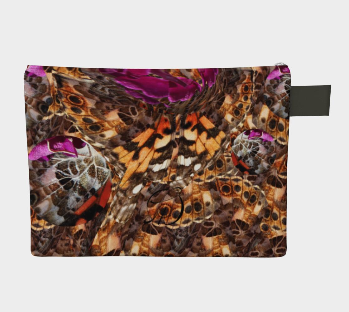 Galaxy Zipper Bag preview #2