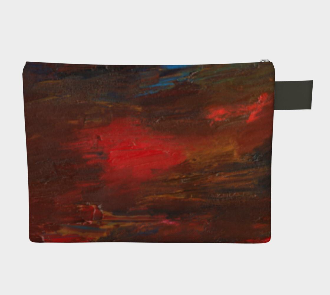 Crimson Ocean Carry-All preview #2