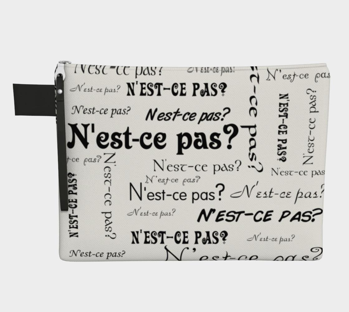 Aperçu de N'est-ce Pas Carry-All #1