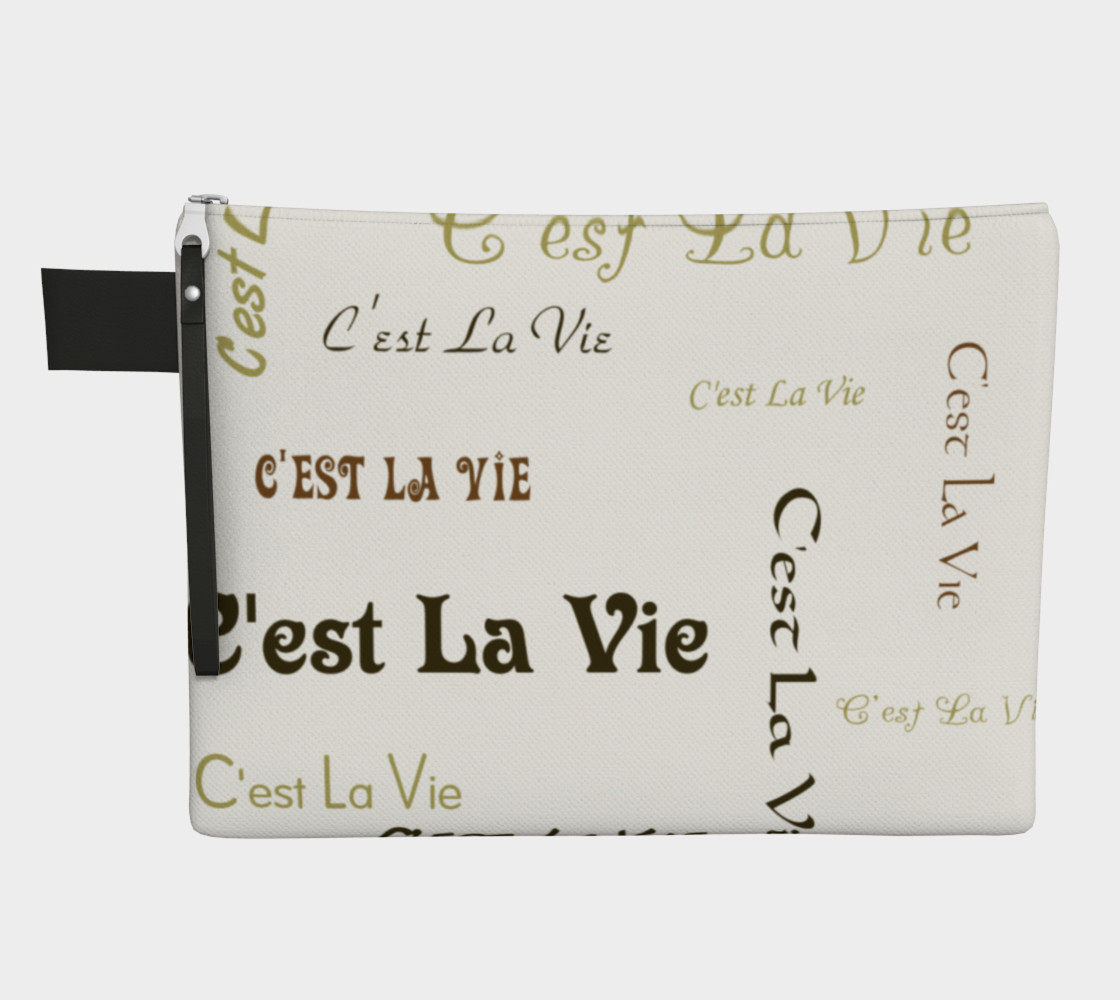 Aperçu de C'est la Vie Carry-All #1