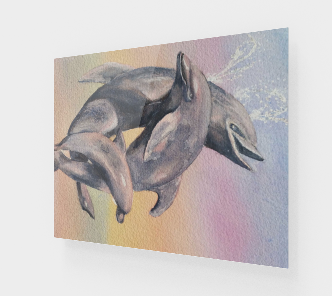 Dancing Dolphins preview