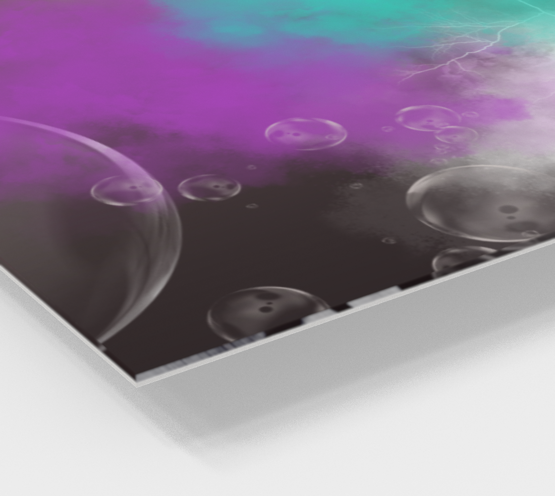 Abstract Clouds Wall Art preview #2