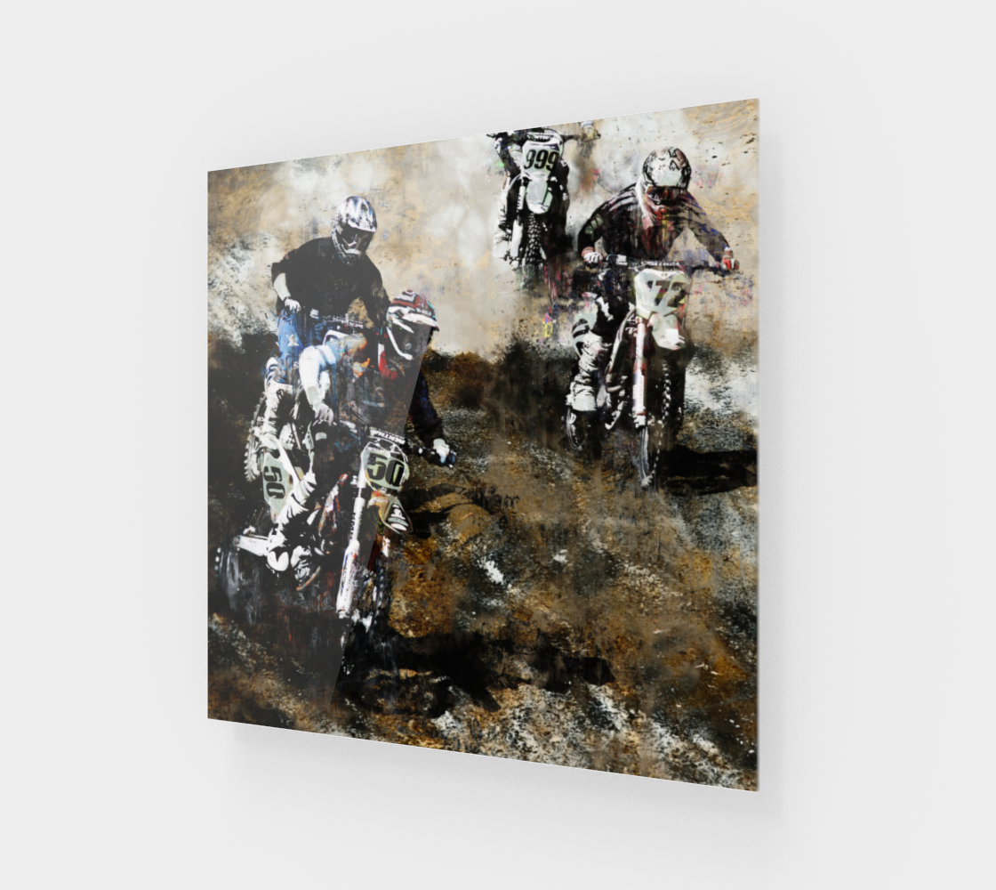 """""""Dare to Race"""" Motocross Racers preview"""