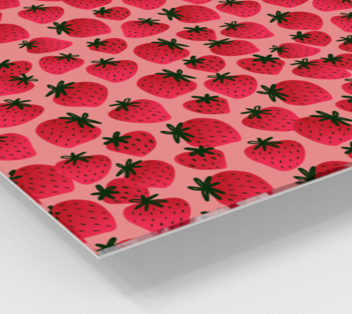 Sweet Strawberries preview #2